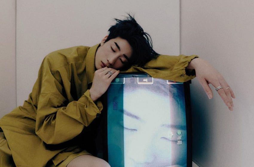 Han Seungwoo Shows Charms In New Photoshoot with Beauty+