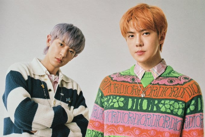 EXO-SC Reveals Special Collaborations On Upcoming Album