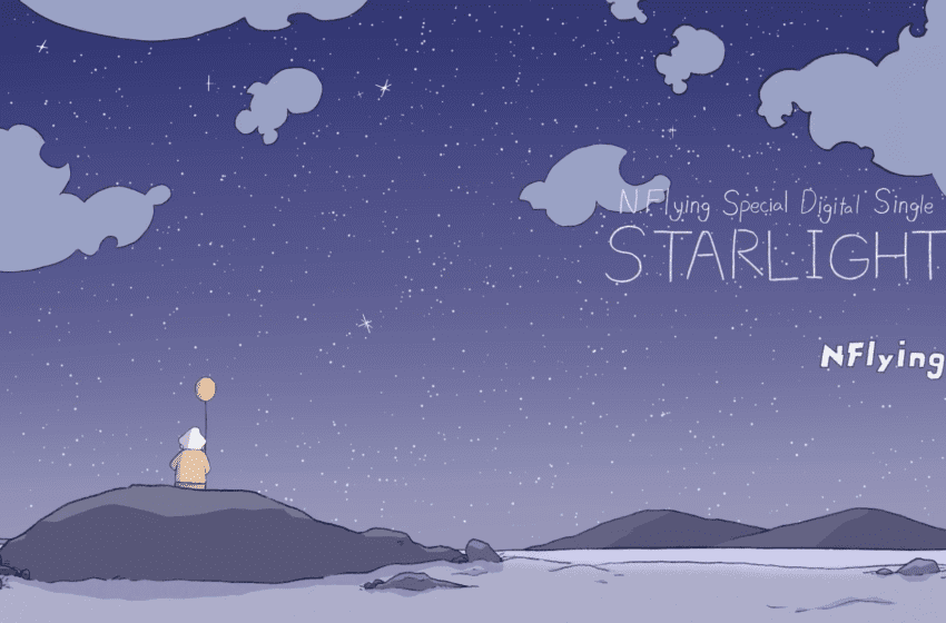 "WATCH: N.Flying Drops Animated MV For Heartwarming Track ""STARLIGHT"""