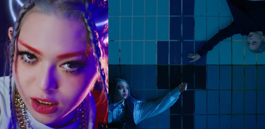 "WATCH: AleXa Owns It All In Defiant ""Villain"" Music Video"