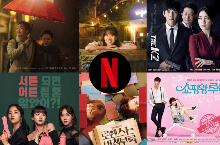 10 Great K-Dramas That You Can Now Watch On Netflix