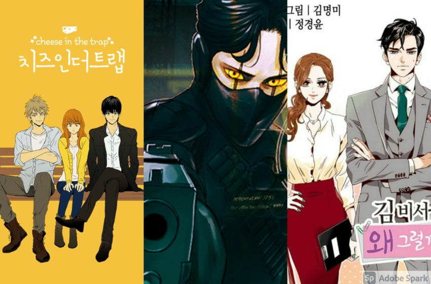 7 Korean Dramas That Are Actually Adapted From Webtoons