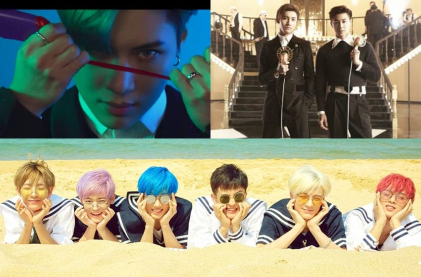 The Many Faces of K-Pop: The Top 7 Concepts That Will Never Get Old