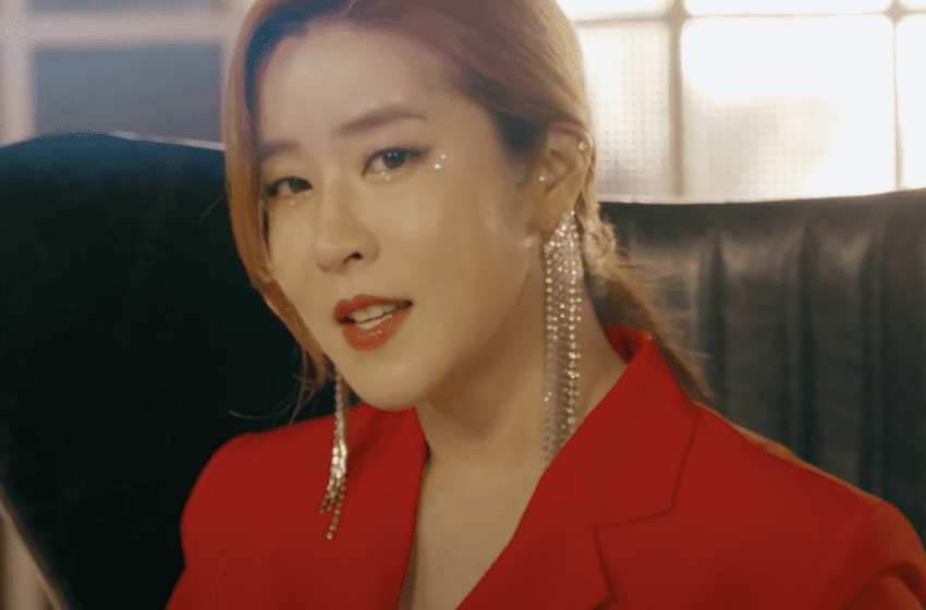 "WATCH: Musical Actress Geum Na Ra Makes Solo Debut With Trot Song ""Encore"" MV"