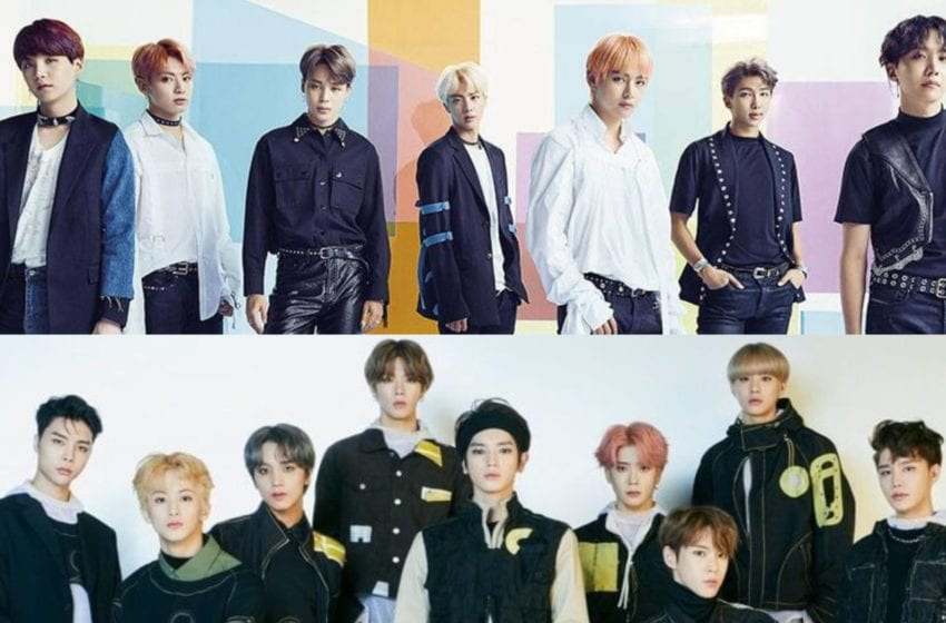 BTS, NCT 127, Stray Kids, SuperM, ATEEZ, And BLACKPINK Take Over Billboard's World Albums Chart