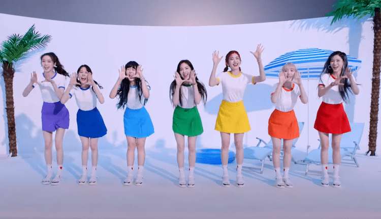 "WATCH: Cherry Bullet Finds Ways To Have Fun In ""Aloha Oe"" Music Video"