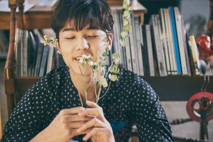 CNBLUE's Kang Min Hyuk Set To Make His Acting Comeback