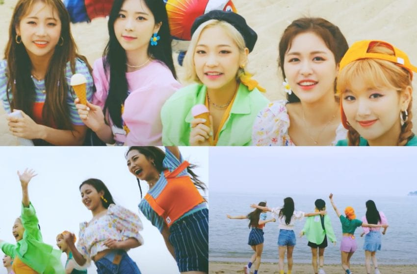 "WATCH: Girl Group Maka Maka Shows The ""Burning Power"" Of Friendship In Enchanting Debut MV"
