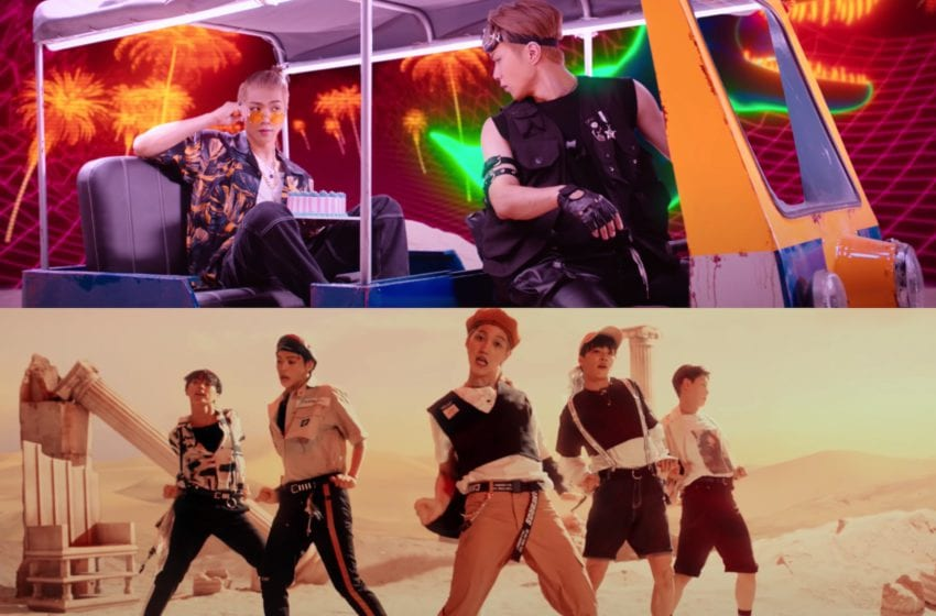 """WATCH: ONF Are Out Of This World In Cinematic """"Sukhumvit Swimming"""" MV"""
