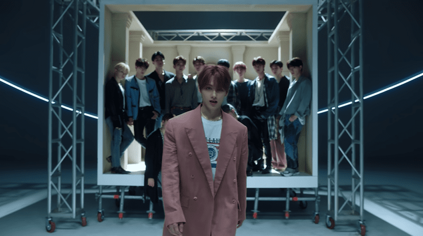 "WATCH: SEVENTEEN Sets The Bar High In ""24H"" Japanese Music Video"