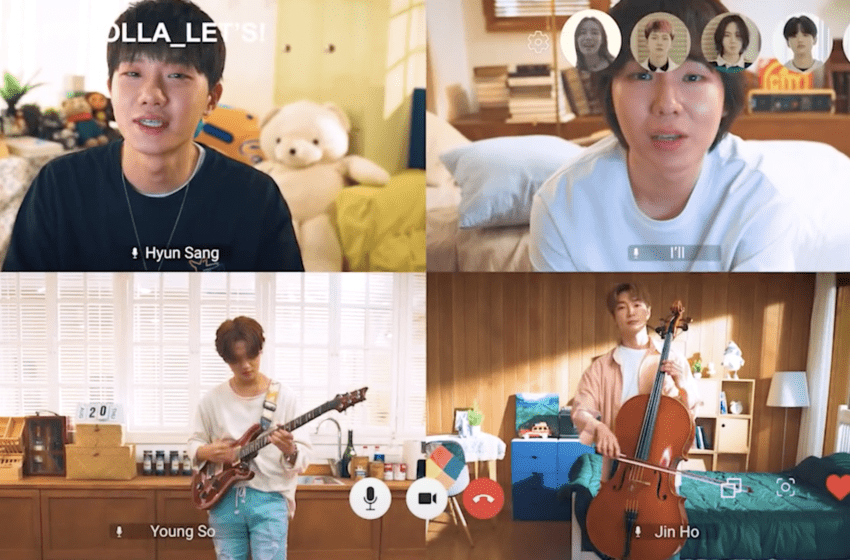 """WATCH: Hoppipolla Offers A Healing Driving Song In Refreshing """"Let's!"""" MV"""