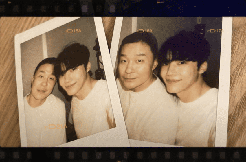 """WATCH: Park Jongchan (Formerly Spectrum's Hwarang) Produces Collaboration With Dad Park Jungkyu In """"You, Me And Dream"""" MV"""