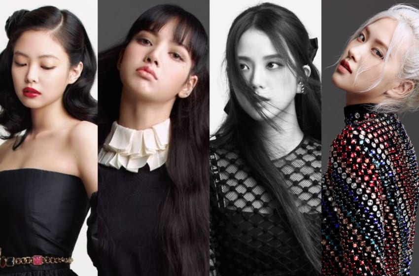 BLACKPINK Is Stunning And Chic On Cover Of U.S. Magazine ELLE
