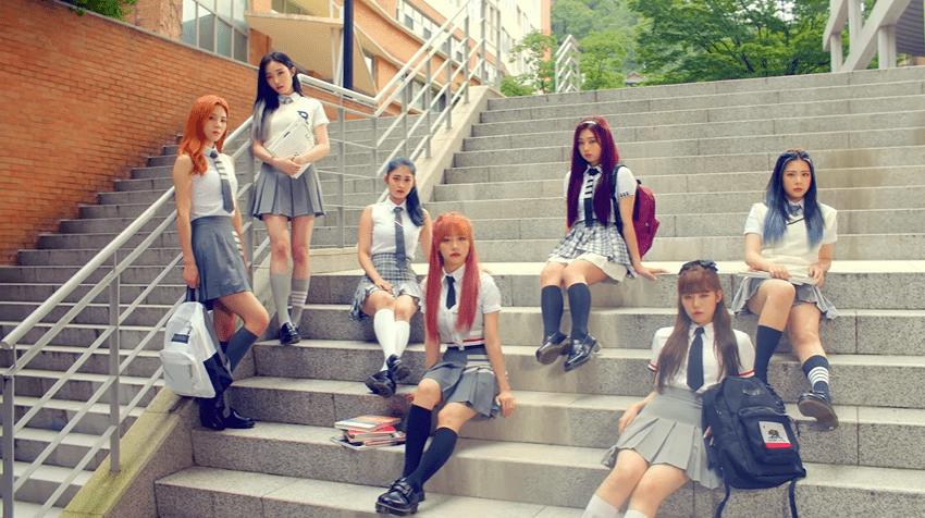 "WATCH: Cignature Return As Vibrant Schoolgirls In ""ARISONG"" MV"