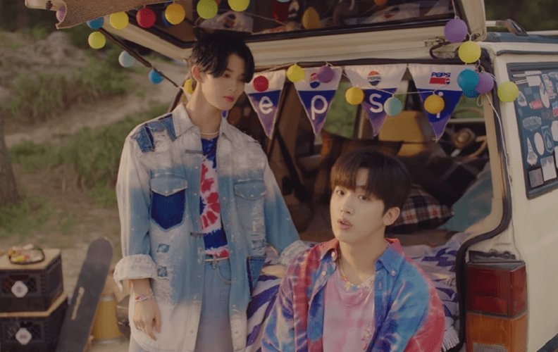 """WATCH: CIX's Bae Jinyoung And WEi's Kim Yohan Team Up In """"I Believe"""" Music Video"""