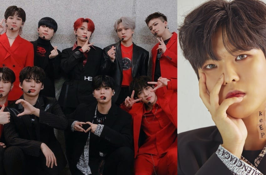 D-CRUNCH To Temporarily Promote As 8 Members While Hyunwoo Recovers From Back Pain
