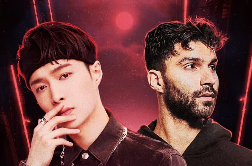 """LISTEN: EXO's LAY Zhang Reveals """"Boom"""" Remix Featuring R3HAB"""
