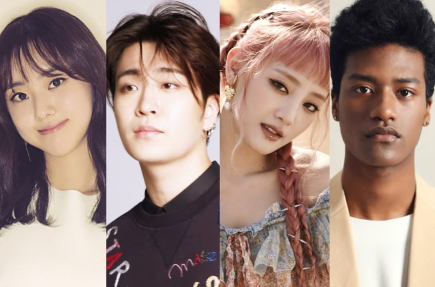 Park Se Wan, GOT7's Youngjae, (G)I-DLE's Minnie, Han Hyun Min & More Cast In Netflix Series