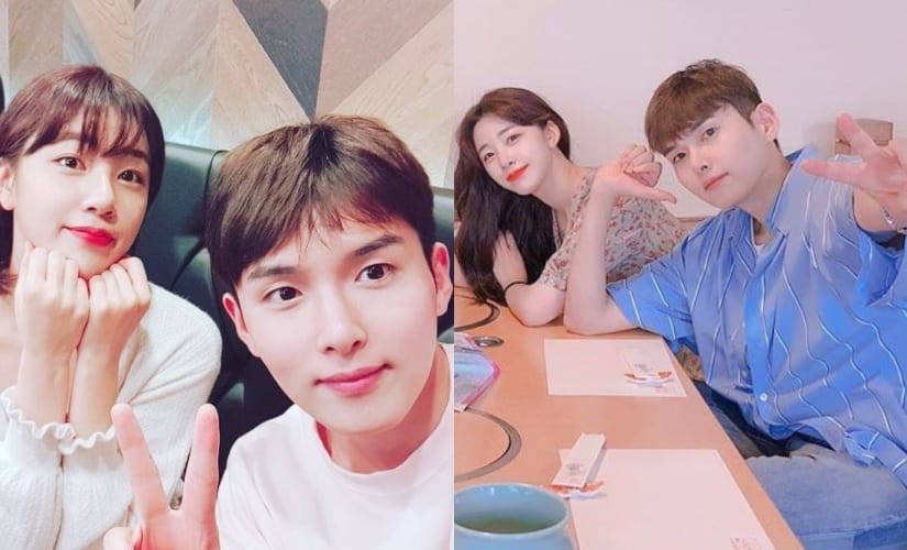 Super Junior's Ryeowook And Former TAHITI Member Ari Confirm Relationship