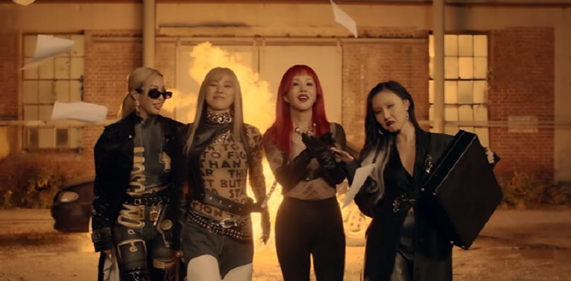 "WATCH: Refund Sisters Represents Ferocious Women In ""Don't Touch Me"" Music Video"