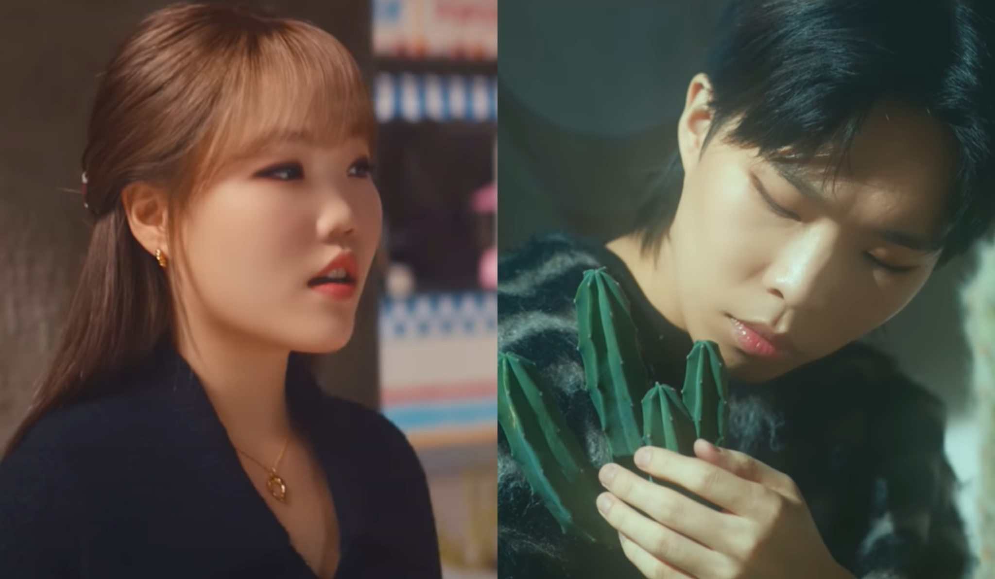 """WATCH: AKMU Experiences A Painful Love That Is """"HAPPENING"""" In Comeback MV"""