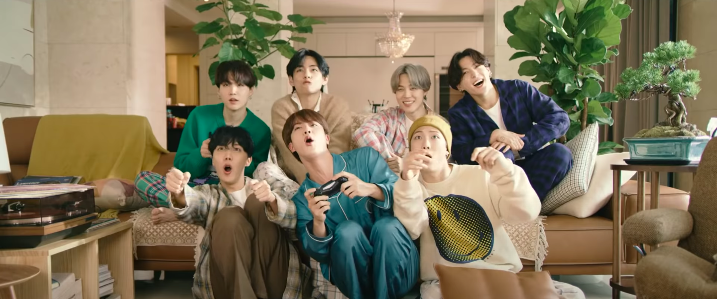 "WATCH: ""Life Goes On"" With BTS In Newest MV Release"