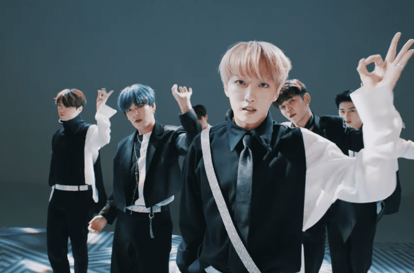 "WATCH: UP10TION Shows Off Slick Dance Skills In Fun MV For ""Destiny"""