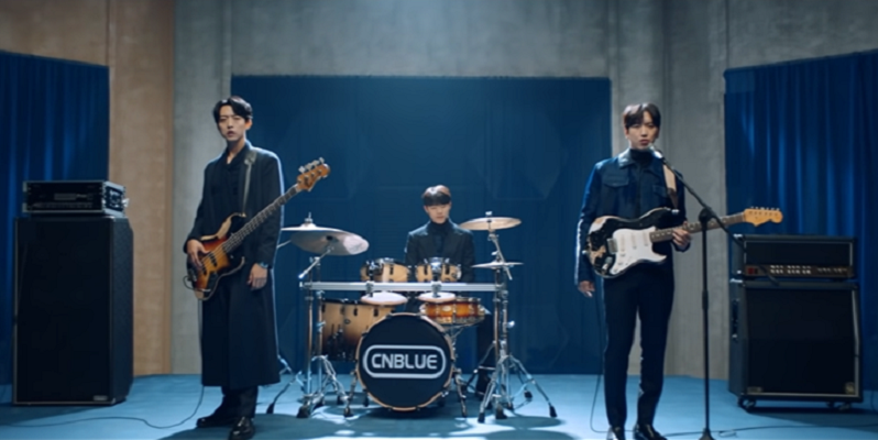 "WATCH: CNBLUE Marks A New Beginning As Three With ""Then, Now and Forever "" Music Video"