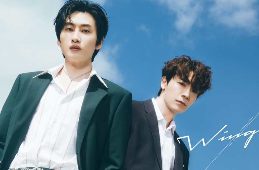 """WATCH: SUPER JUNIOR-D&E Makes Japanese Comeback With New """"Wings"""" MV"""
