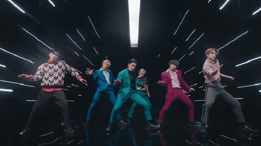"""WATCH: NCT U Exhibits How It's Done In Funky """"Work It"""" Music Video"""