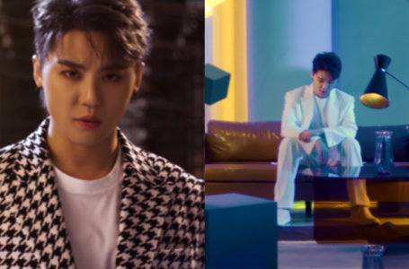 """WATCH: JYJ's Junsu (XIA) Makes Long-Awaited Comeback With """"Pit A Pat"""" Music Video"""