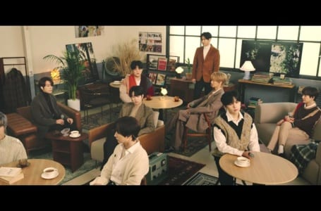 "WATCH: Super Junior Impresses With Live Video Of Beautiful Remake Version Of ""Raining Spell for Love"""