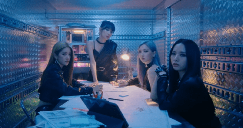 """WATCH: WJSN THE BLACK Play Sides In Self-Assured """"Easy"""" MV - What The Kpop"""